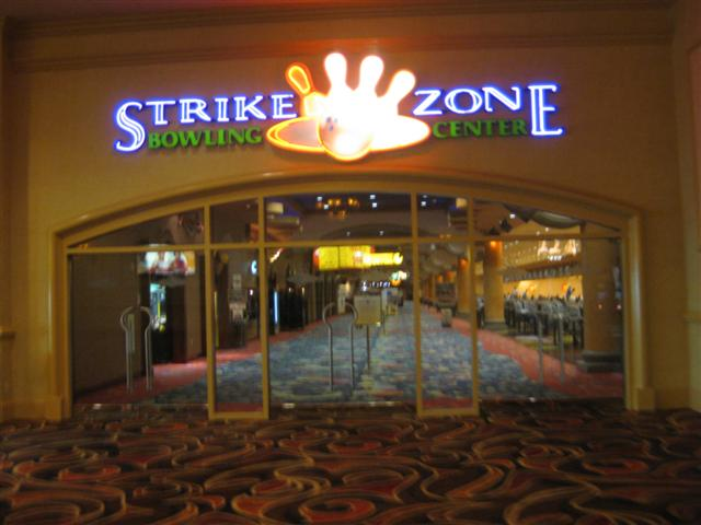 venues sunset station strike bowling center