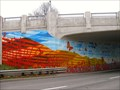 Image for Western Gateway Mural - Scarborough, Ontario, Canada