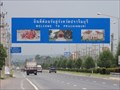 Image for Prachinburi/Nakhon Nayok Provinces on Highway 33—Thailand.