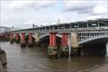 Image for London, Chatham & Dover Railway Bridge -- Borough of Southwark-City of London, UK