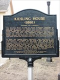 Image for Kiesling House (1861)
