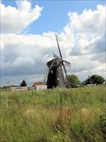 "Image for Water mill ""de Zwartenbergse Molen"" in Leur, Noord-Brabant, Netherlands."