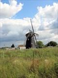 """Image for Water mill """"de Zwartenbergse Molen"""" in Leur, Noord-Brabant, Netherlands."""
