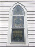 Image for Sanctuary Window - St. Paul Lutheran Church, Henry County, OH
