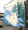 Image for Squirrel's Mural  -  Corvallis, Oregon