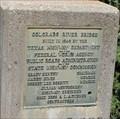 Image for Colorado River Bridge -- 1940 -- US 190 at Lampasas/San Saba County Line, TX