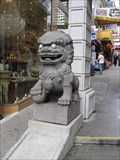 Image for Chinatown lion  - San Francisco, CA