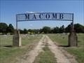 Image for Macomb Cemetery - Whitesboro, TX