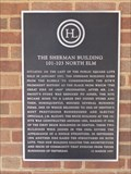 Image for The Sherman Building - Denton, TX