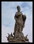 Image for Charlemagne (Karel I. Veliký) - Kutná Hora, Czech Republic
