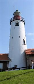 Image for Vuurtoren in Urk, the Netherlands.