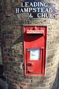 Image for Victorian Post Box - Heath Street, London, UK