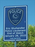 Image for Eric Schuhandler, Police Lieutenant - Gilbert, Arizona