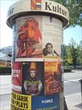 Image for Kultursäule - Am Waisenhausplatz - Pforzheim, Germany, BW