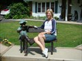 Image for Old Fashioned Girl Reading - Foscoe, North Carolina