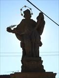Image for Socha Svatý Jan Nepomucký - Jablonany, Czech Republic