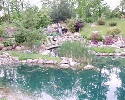Marshall Park Japanese Garden - Dubuque, IA - Japanese Gardens on ...