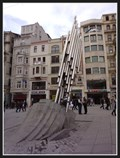 Image for 50. yil Cumhuriyet aniti - Istanbul, Turkey