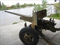 Image for 1943 57mm Anti-Tank Cannon - Idaho Falls, Idaho