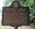 Image for Garrard's Cav. & Newton's Division - GHM 060-5 - Roswell, Fulton Co., Ga.