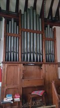 Image for Church Organ - St Andrew - North Kilworth, Leicestershire