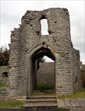Image for Barry Castle - Ruin - Barry Town, Vale of Glamorgan, Wales.
