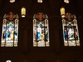 Image for Stained Glass Windows of St. Bernard Church - Akron, Ohio