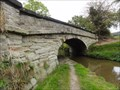 Image for Stone Bridge 87 Over The Macclesfield Canal - Scholar Green, UK