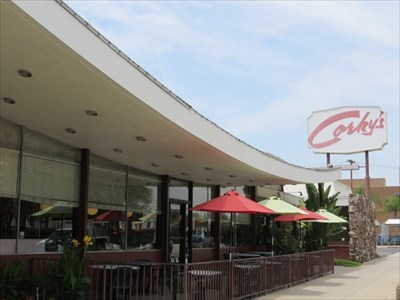 Corky's, Pane 3, Sherman Oaks, California