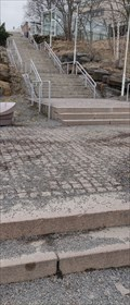 Image for University Hill stairs - Turku, Finland