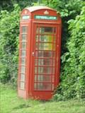 Image for Red Telephone Box, Bayton, Worcestershire, England