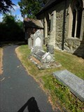 Image for Cemetery, St John the Baptist, Mamble, Worcestershire, England