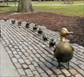 Image for Boston Public Garden - Boston, Massachusetts, USA.