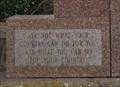 Image for JFK - JFK Memorial - US 259 at  OK SH 63 - Big Cedar OK USA