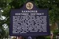 Image for Sannoner Historic District - Florence, AL