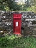 Image for Victorian Wall Post Box - Countersett, near Hawes, Yorkshire, UK