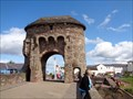 Image for Monnow Bridge & Gate - Satellite Oddity - Monmouth, Wales.[