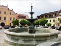 Image for Town Fountain - Hodkovice nad Mohelkou, Czech Republic