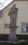 Image for Svatý Jan Nepomucký - Saint John of Nepomuk (Boršice, CZ)