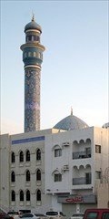 Image for Al Rasool Al Azam Mosque - Mutrah, Oman