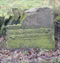 Image for Milestone / mounting block - Pool Bank new Road, Pool in Wharfedale, Yorkshire, UK.