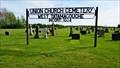 Image for Union Church Cemetery - Bayhead, NS