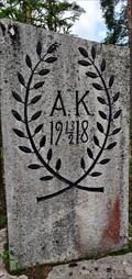 Image for Artturi Kerttula memorial - Laitila, Finland
