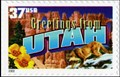 Image for 37¢ Utah Greetings From America Issue - Bryce Canyon National Park, Utah