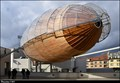 Image for The Gulliver airship / Vzducholod Gulliver - DOX in Holešovice (Prague)