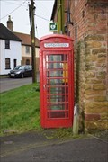 Image for Red Telephone Box - Barkestone-le-Vale, Leicestershire, NG13 0HB