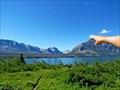 Image for Triple Divide Peak - Glacier National Park, Montana, USA