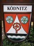 Image for CoA of the Municipality - Ködnitz/BY/Germany