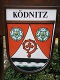 Image for CoA of the Municipality - Ködnitz/BY/Germany