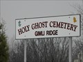 Image for Holy Ghost Cemetery - Gimli Ridge MB